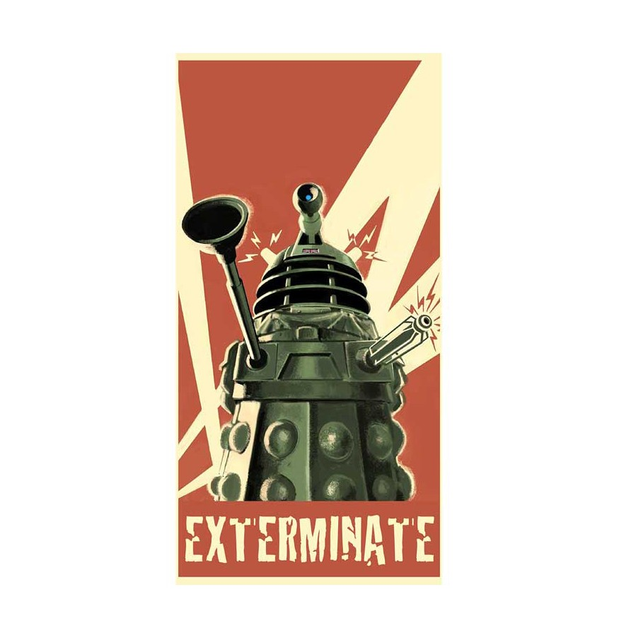 Exterminate Dalek German Dalek Exterminate 1920x1200