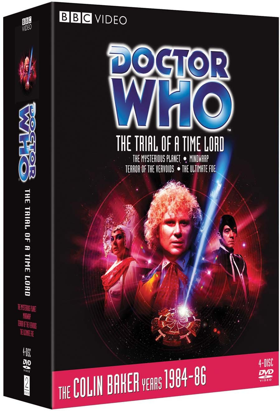 doctor who: the trial of a time lord