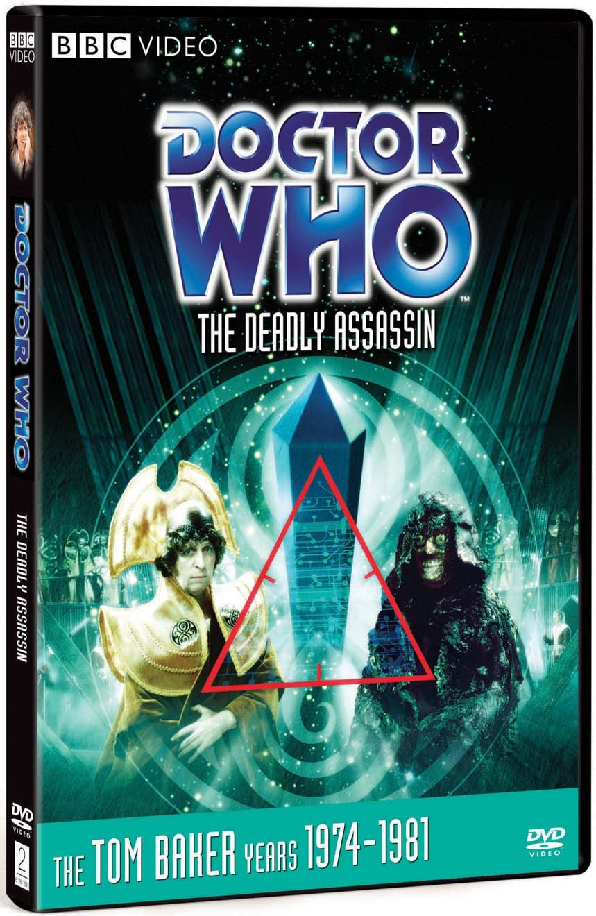 doctor who the deadly assassin