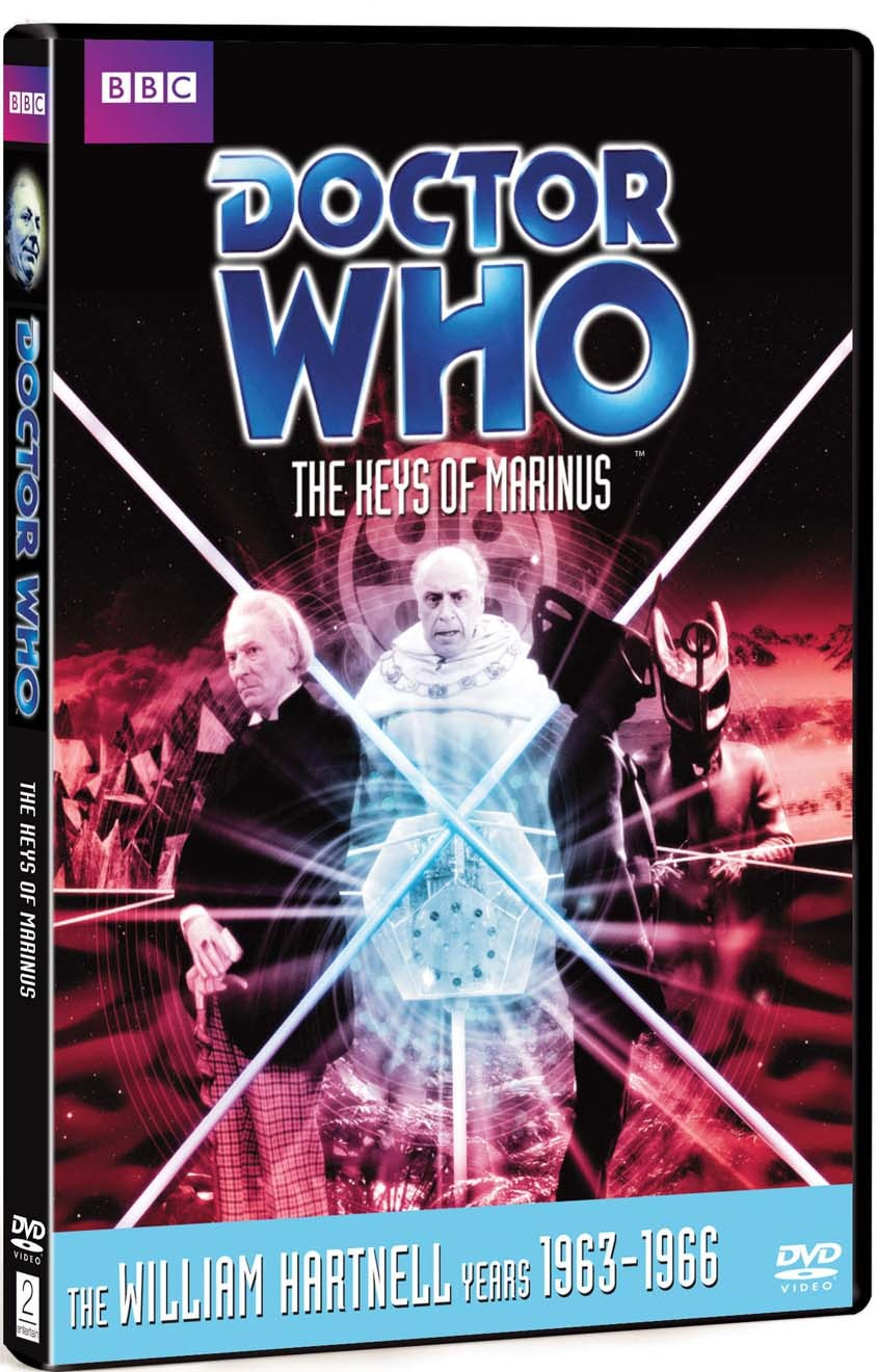 doctor who the keys of marinus