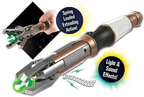 Doctor Who: Eleventh Doctor's Sonic Screwdriver