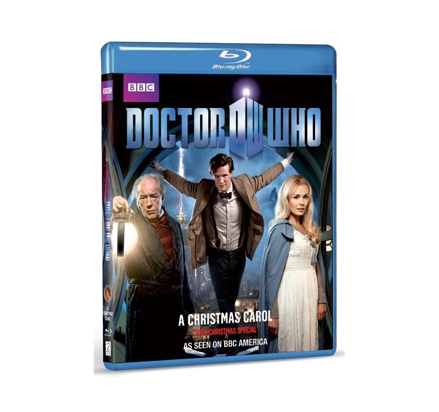 Doctor Who: A Christmas Carol (Blu-ray)