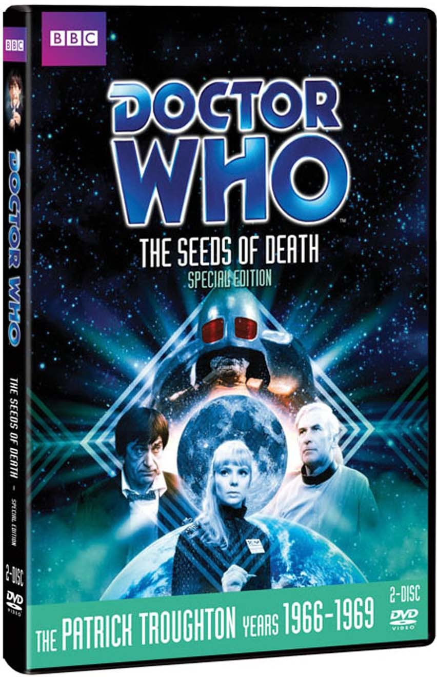 doctor who the seeds of death special edition