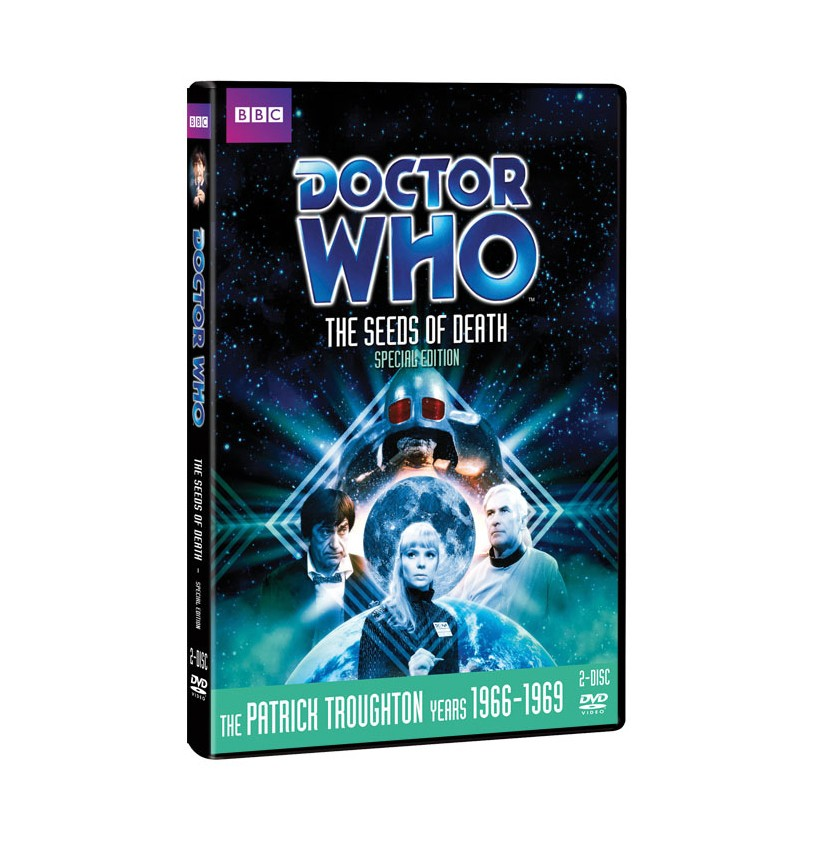 Doctor Who: The Seeds of Death Special Edition