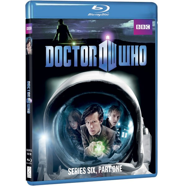 Doctor Who: Series 6, Part 1 (Blu-ray)