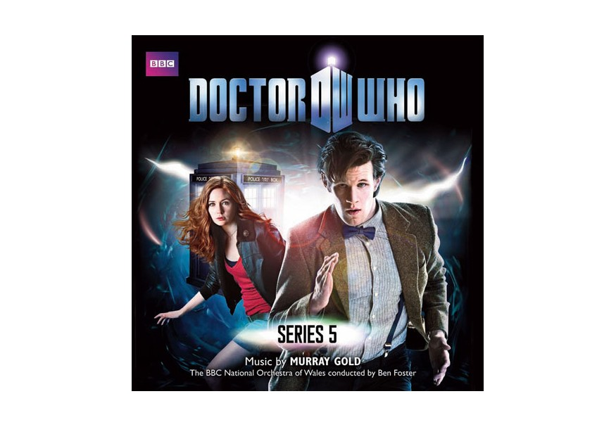Doctor Who: Series 5 Music CD Set