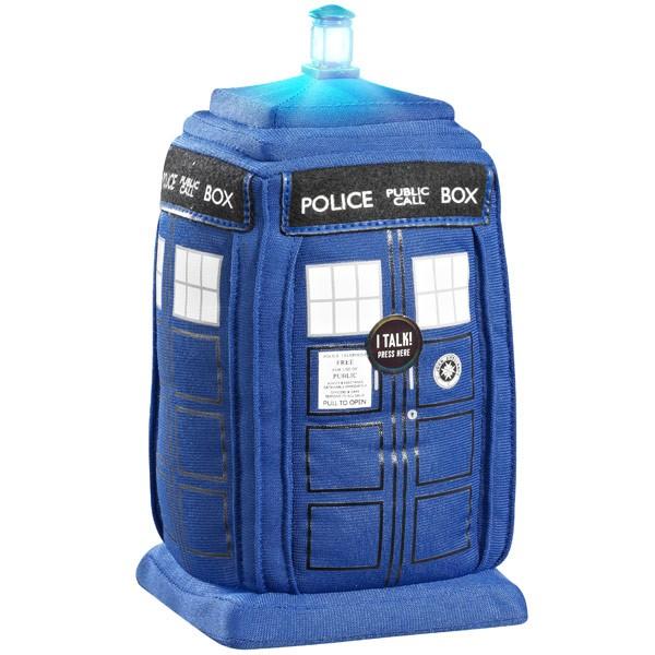 Doctor Who: Materializing TARDIS Plush
