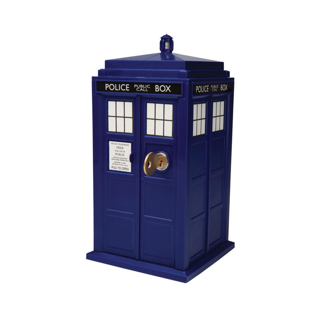 Doctor Who: TARDIS Safe