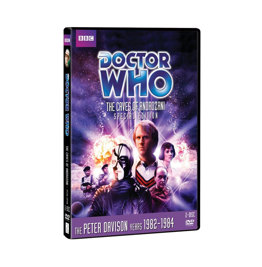 doctor who the caves of androzani special edition