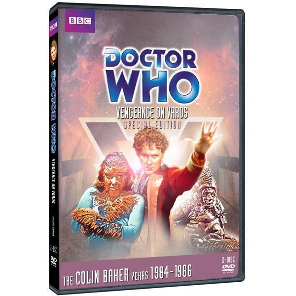 Doctor Who: Vengeance on Varos Special Edition