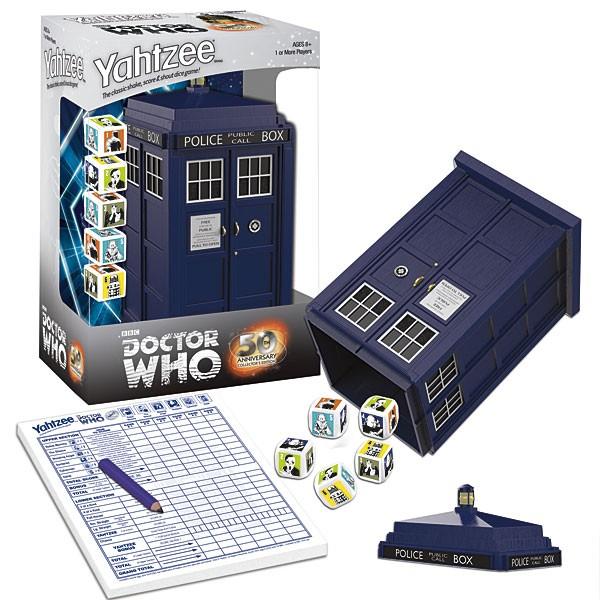 Doctor Who: Yahtzee