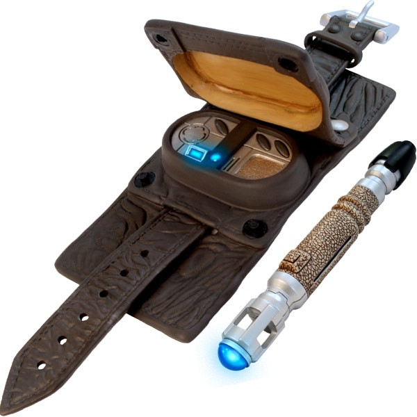 Doctor Who: Vortex Manipulator and Sonic Screwdriver Set