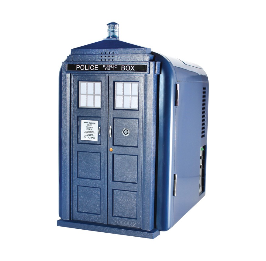 Doctor Who: TARDIS Mini Fridge