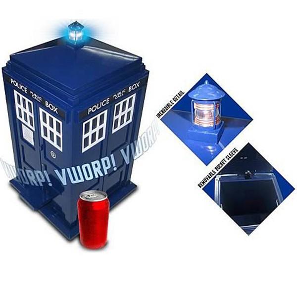 Doctor Who: Tardis Trash Can