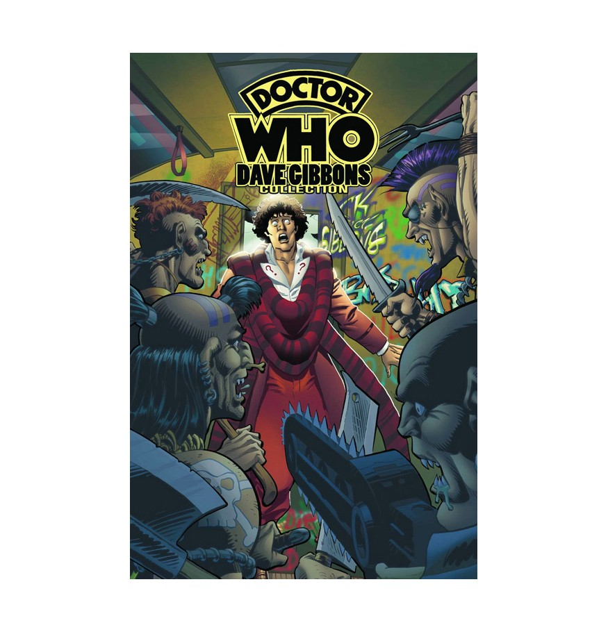 Doctor Who: The Dave Gibbons Collection
