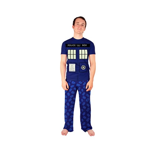 Doctor Who: TARDIS Pajamas (Exclusive)