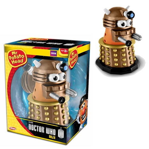 Doctor Who: Dalek Mr. Potato Head