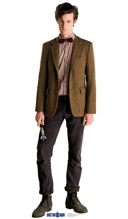 Doctor Who: Eleventh Doctor Cardboard Standup