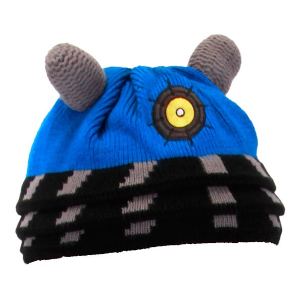 Doctor Who: Blue Dalek Beanie