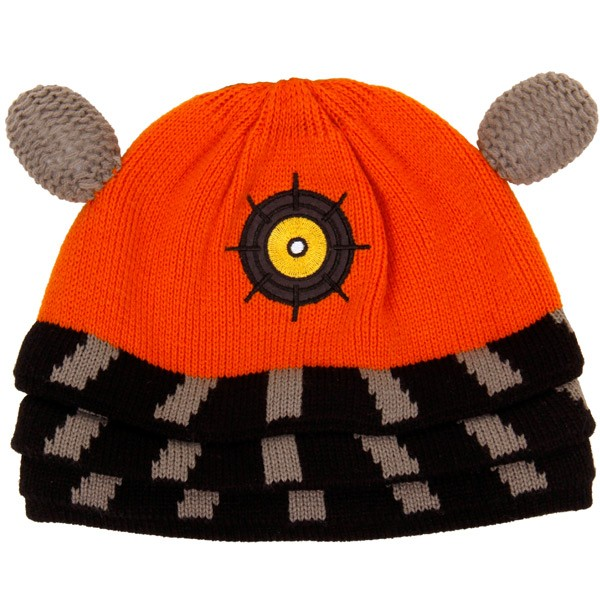 Doctor Who: Orange Dalek Beanie