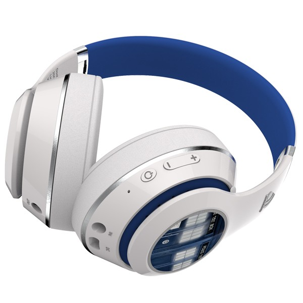 Doctor Who: TARDIS Bluetooth Headphones