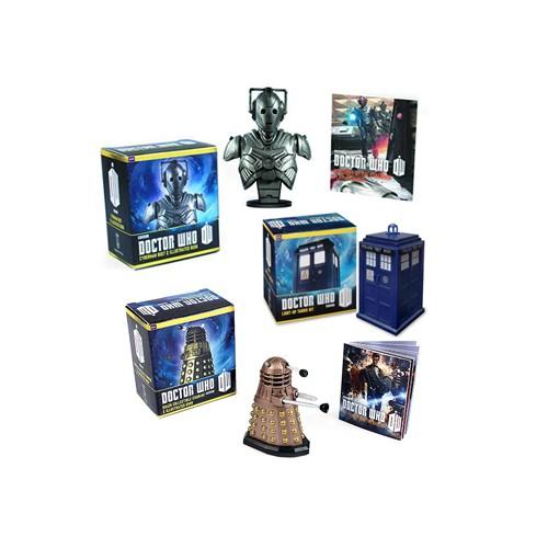 Doctor Who: Mega Mini Kits (set of 3)