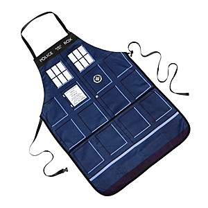 Doctor Who: TARDIS Apron