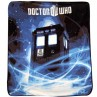 Doctor Who: TARDIS Gallifrey Fleece Throw