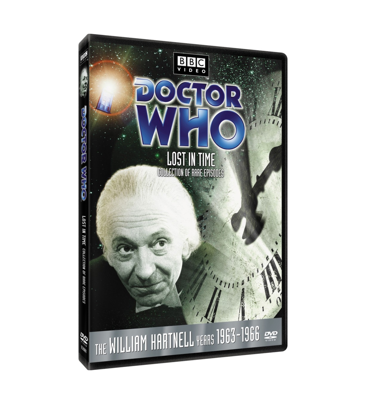 doctor who: lost in time the william hartnell years