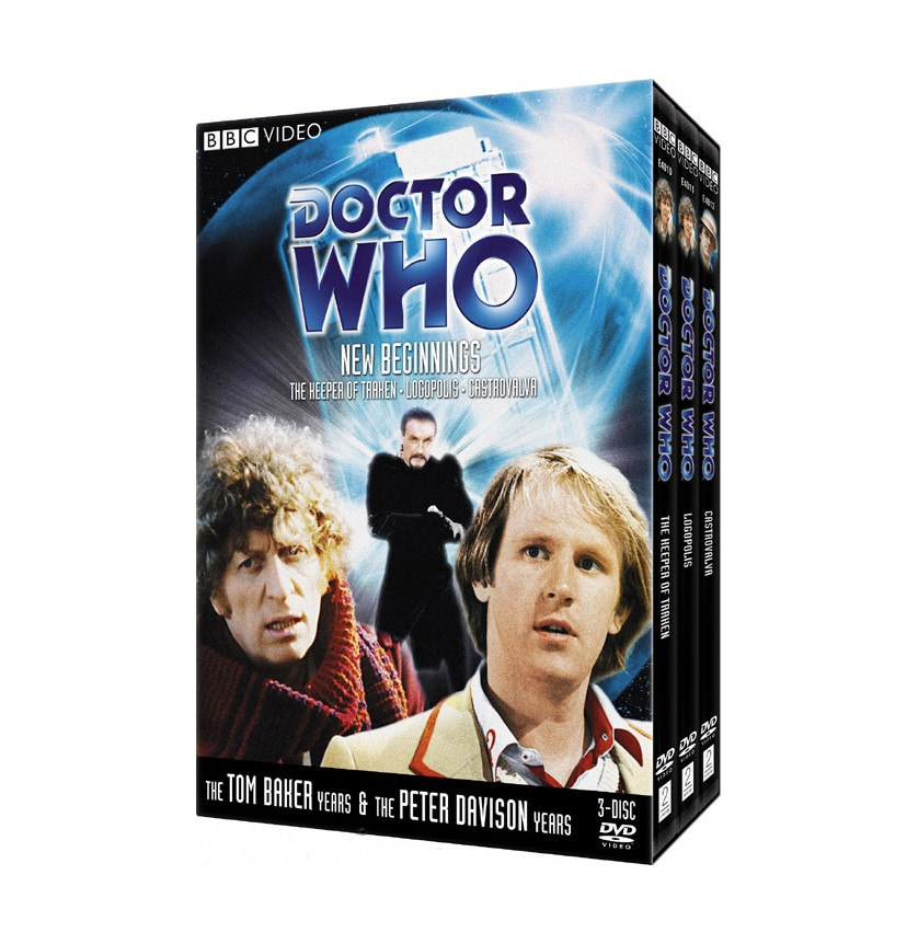 Doctor Who: New Beginnings Collection