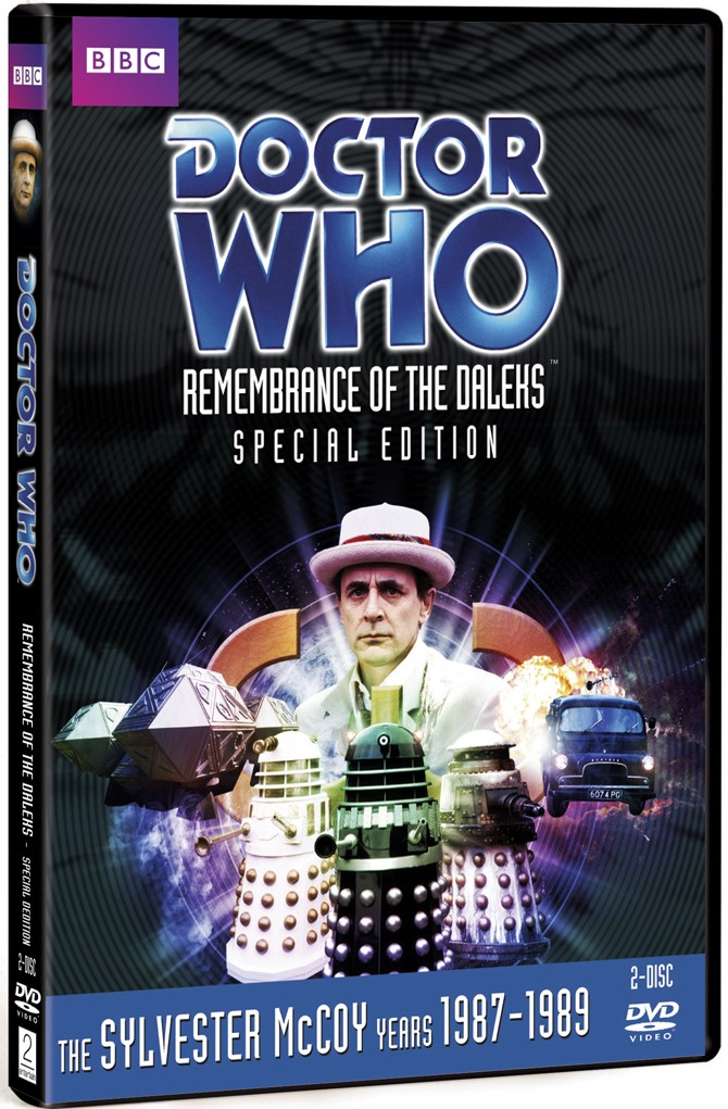 Doctor Who: Remembrance of the Daleks Special Edition