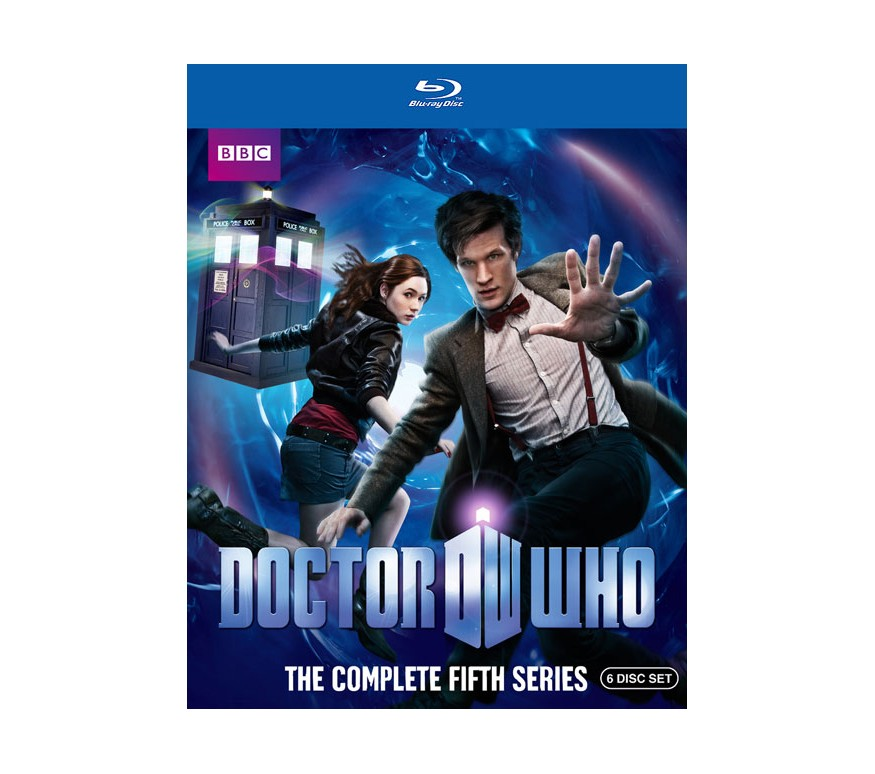 Doctor Who: Series 5 (Blu-ray)