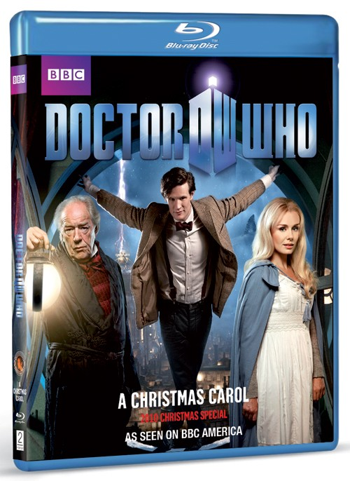 Doctor Who: A Christmas Carol (Blu-ray)
