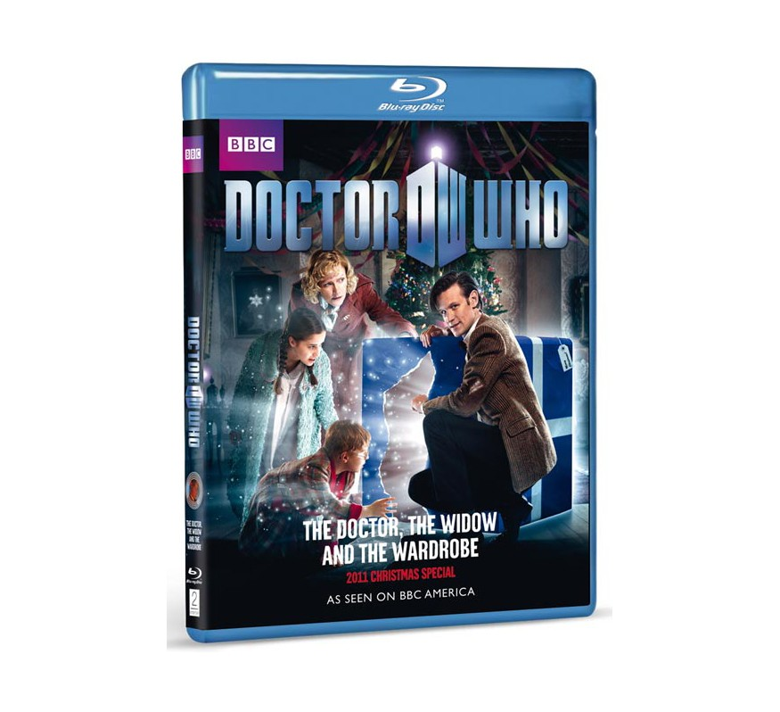 Doctor Who: The Doctor, The Widow and The Wardrobe (Blu-ray)