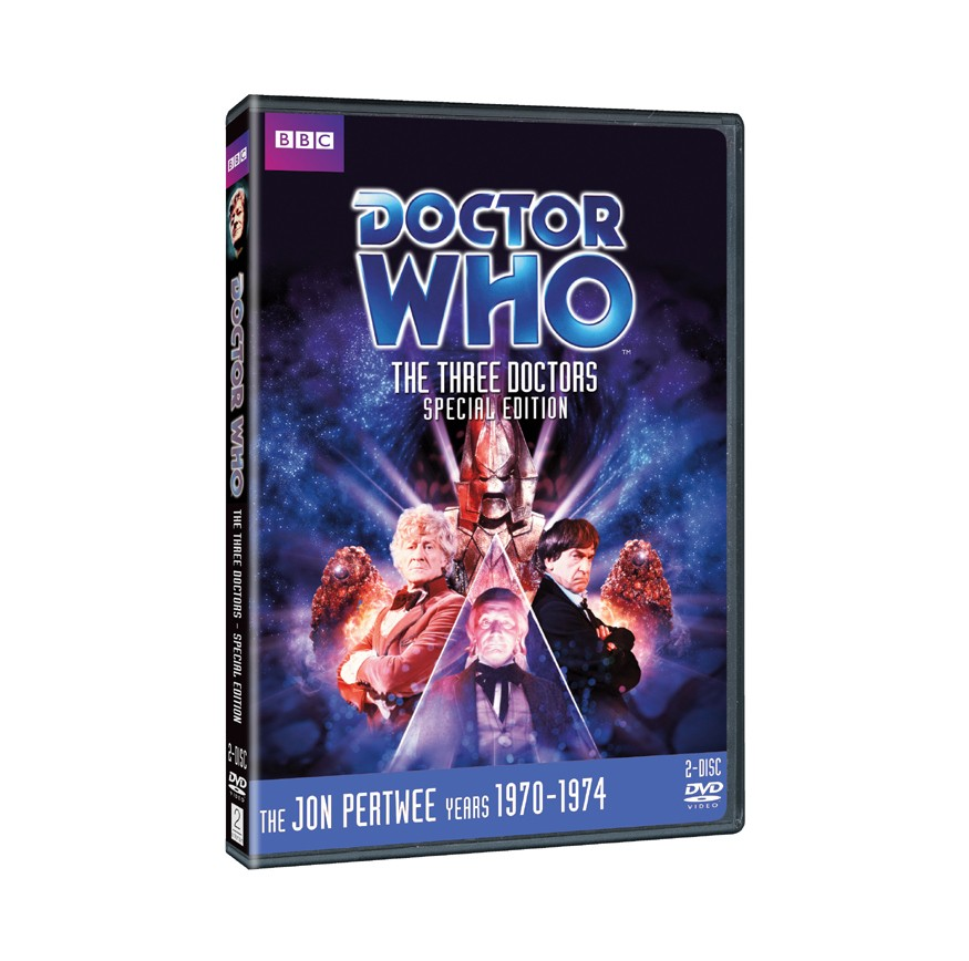 Doctor Who: The Three Doctors Special Edition