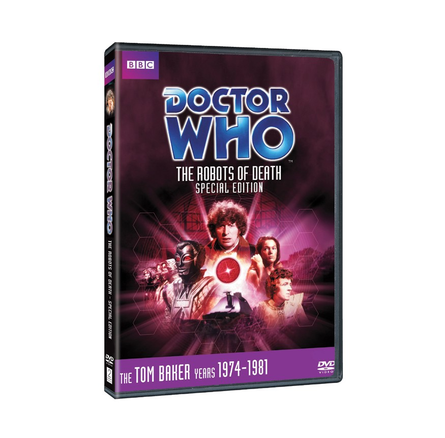 Doctor Who: The Robots of Death Special Edition