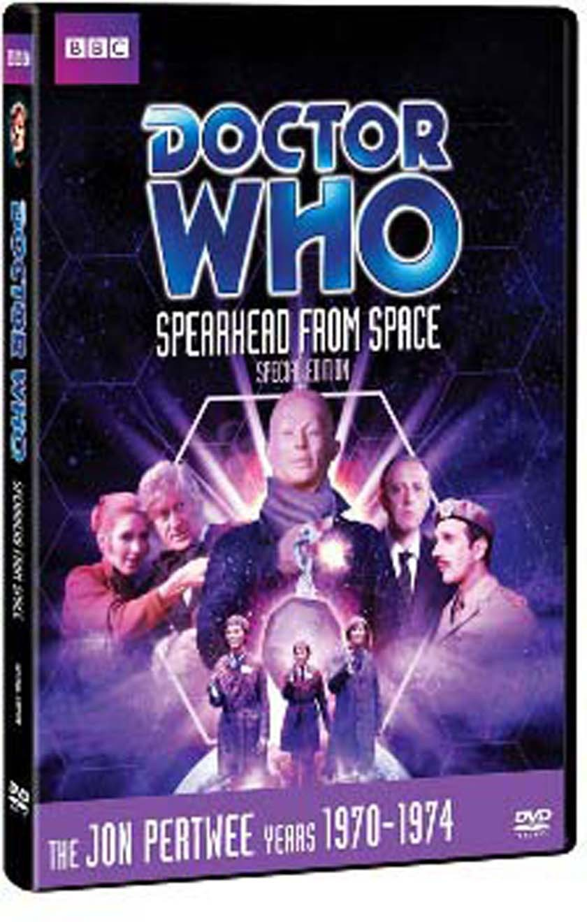 Doctor Who: Spearhead from Space Special Edition