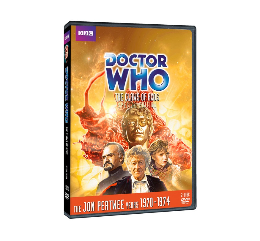 Doctor Who: The Claws of Axos Special Edition