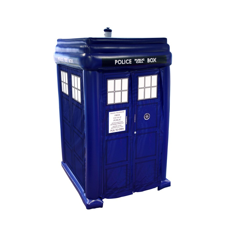 Doctor Who: Inflatable TARDIS