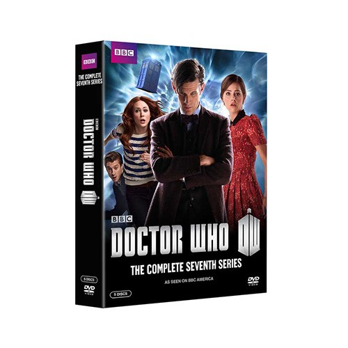 Doctor Who: The Complete Series 7