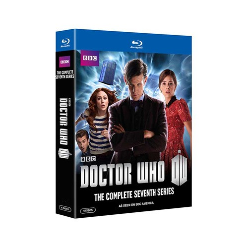 Doctor Who: The Complete Series 7 (Blu-ray)