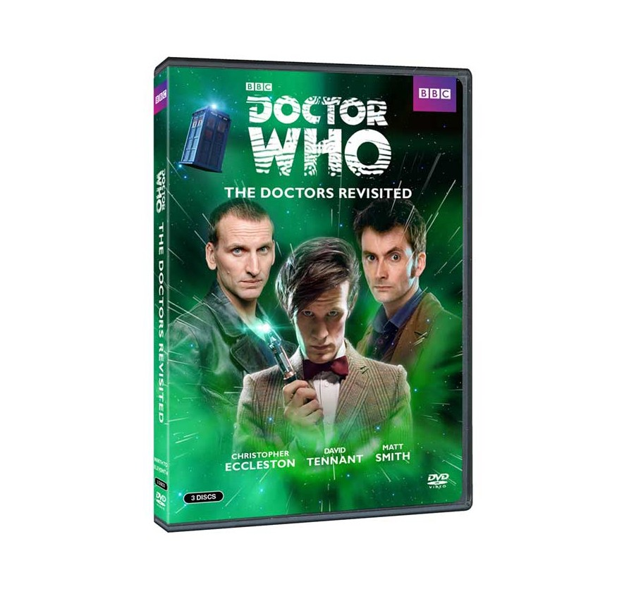 Doctor Who: The Doctors Revisited - Ninth - Eleventh