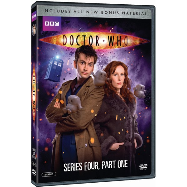 Doctor Who: Series 4 Part 1