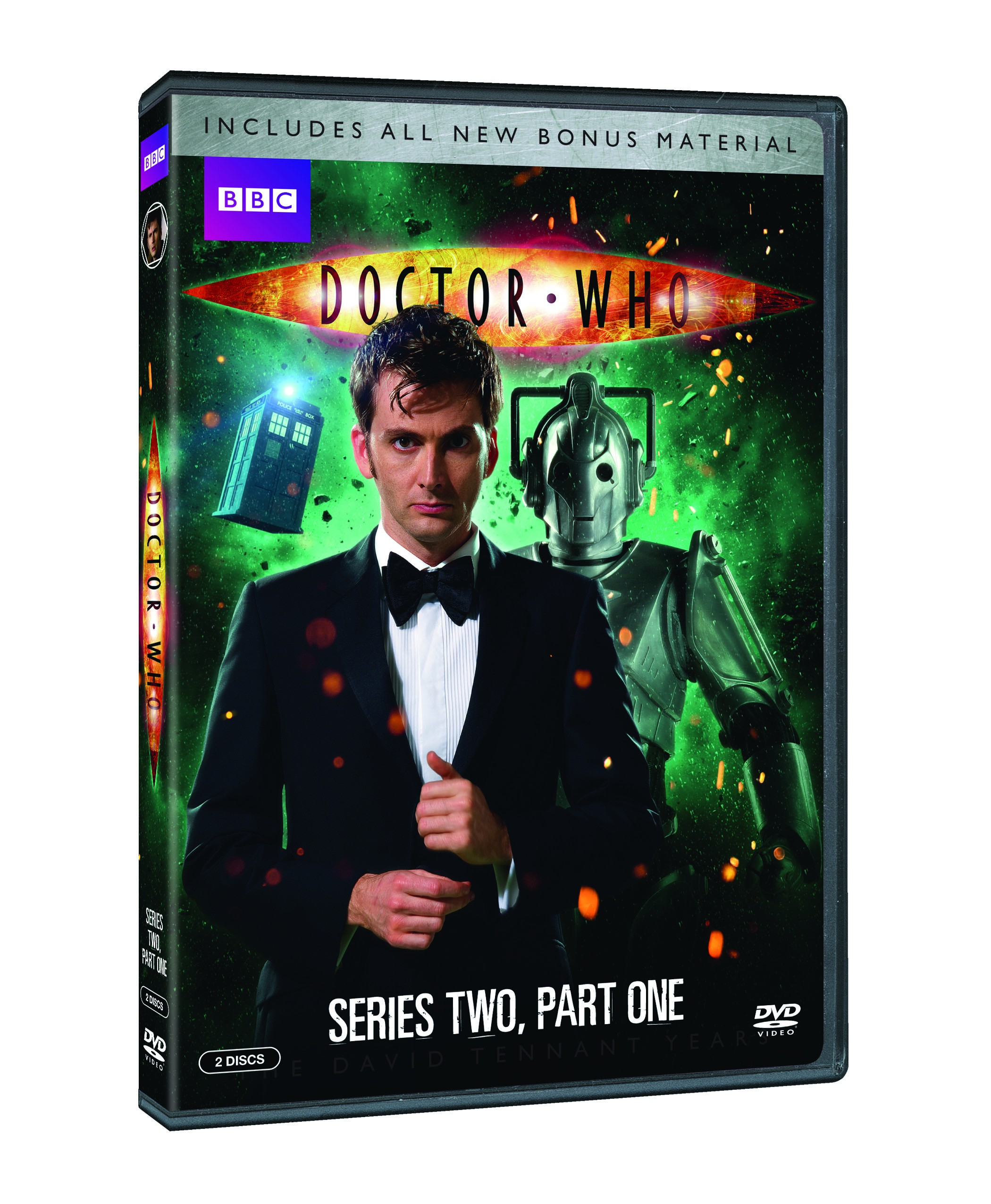 Doctor Who Series 2: Part One